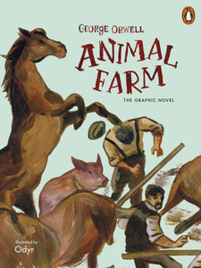 Animal Farm : The Graphic Novel-9780241391853