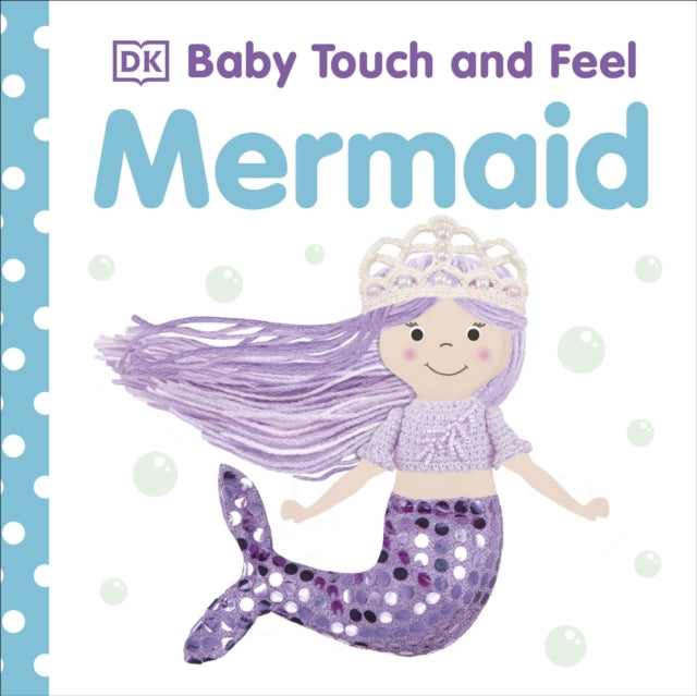 Baby Touch and Feel Mermaid-9780241412305