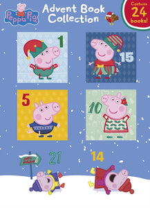 Peppa Pig: Advent Book Collection-9780241414774