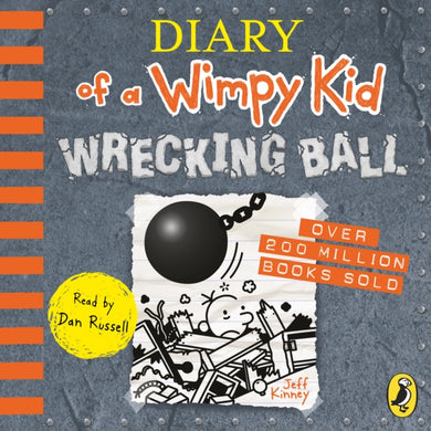 Diary of a Wimpy Kid: Wrecking Ball (Book 14)-9780241415443