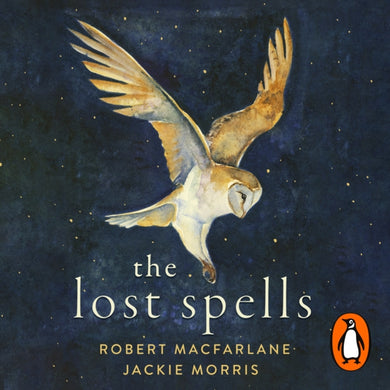 The Lost Spells-9780241481028