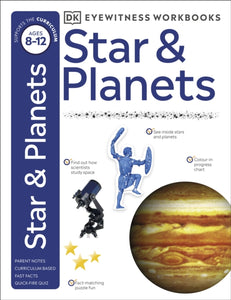 Stars and Planets-9780241485958