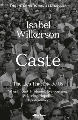 Caste : The Lies That Divide Us-9780241486511