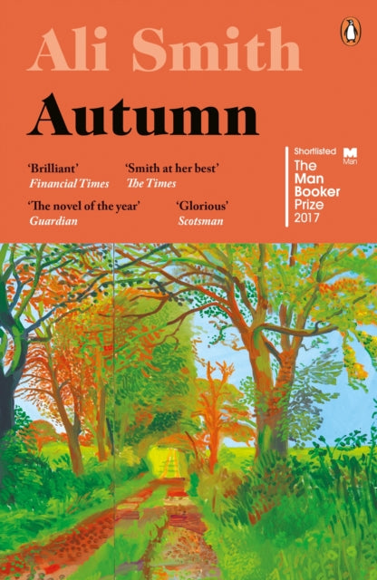 Autumn : Longlisted for the Man Booker Prize 2017-9780241973318
