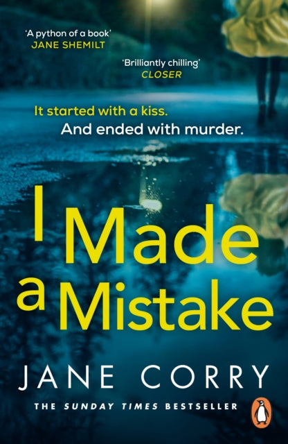 I Made a Mistake : The twist-filled, addictive new thriller from the Sunday Times bestselling author of I LOOKED AWAY-9780241984659
