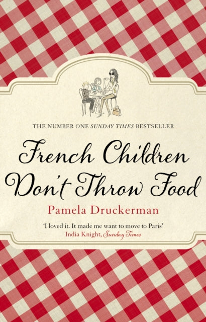 French Children Don't Throw Food-9780552779173