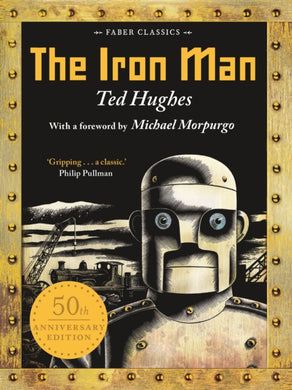 The Iron Man : 50th Anniversary Edition-9780571348596