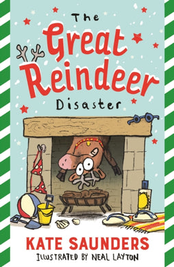 The Great Reindeer Disaster-9780571348985