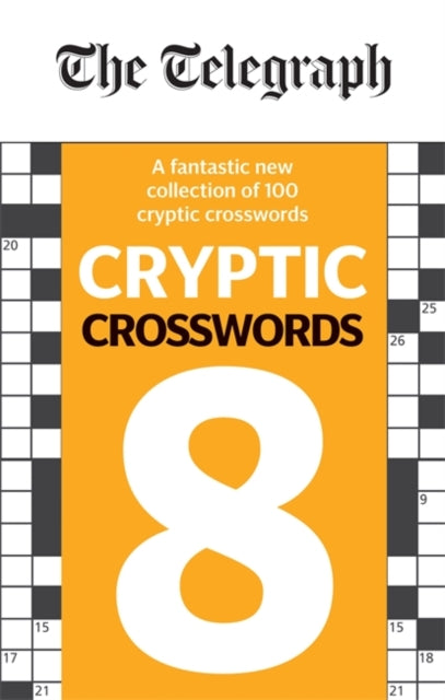 The Telegraph Cryptic Crosswords 8-9780600636908