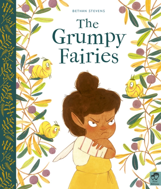 The Grumpy Fairies-9780711249424