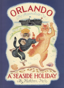 Orlando the Marmalade Cat: A Seaside Holiday-9780723236511