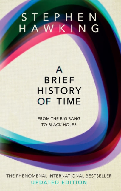 A Brief History Of Time : From Big Bang To Black Holes-9780857501004