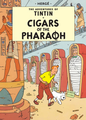 Cigars of the Pharaoh-9781405206150