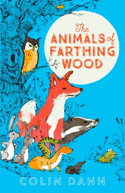 The Animals of Farthing Wood Modern Classic-9781405281805