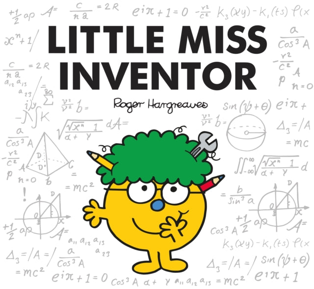 Little Miss Inventor-9781405292948