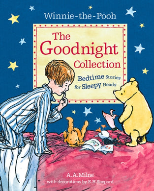 Winnie-the-Pooh: The Goodnight Collection : Bedtime Stories for Sleepy Heads-9781405294393