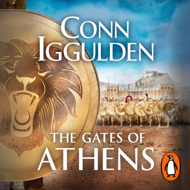 The Gates of Athens : Book One of Athenian-9781405939164