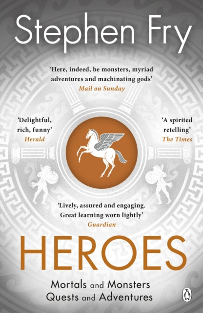 Heroes : Mortals and Monsters, Quests and Adventures-9781405940368