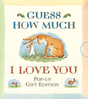 Guess How Much I Love You - Pocket Pop-up-9781406342864