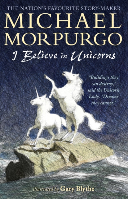 I Believe in Unicorns-9781406366402