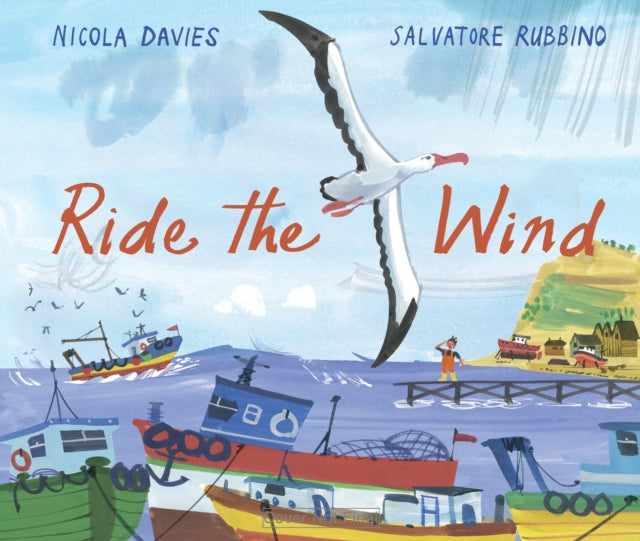 Ride the Wind-9781406379556