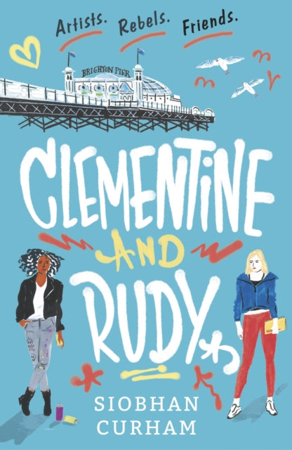 Clementine and Rudy-9781406390230