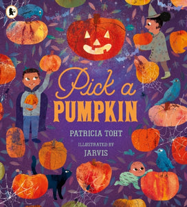 Pick a Pumpkin-9781406392975