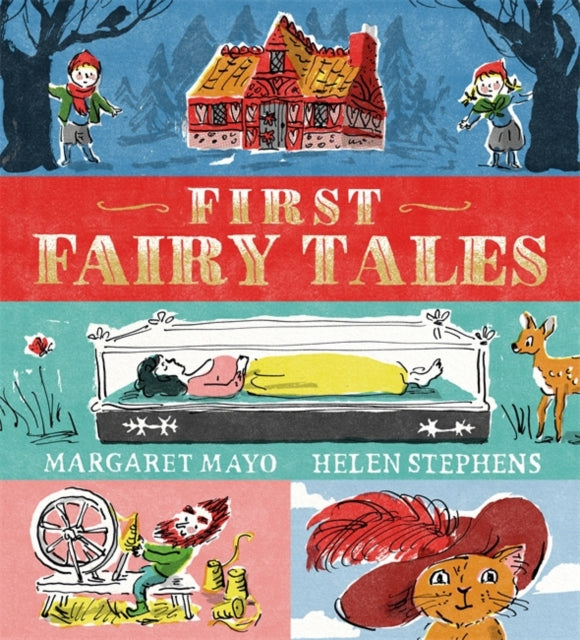 First Fairy Tales-9781408342510