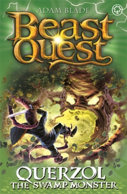 Beast Quest: Querzol the Swamp Monster : Series 23 Book 1-9781408343449