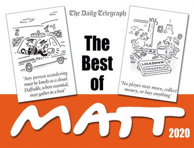 The Best of Matt 2020-9781409191483