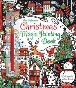 Christmas Magic Painting Book-9781409595403