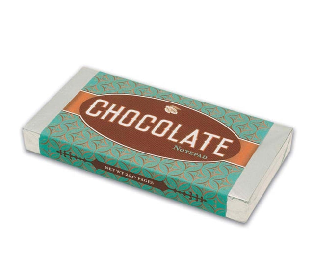 Chocolate Notepad-9781452109053