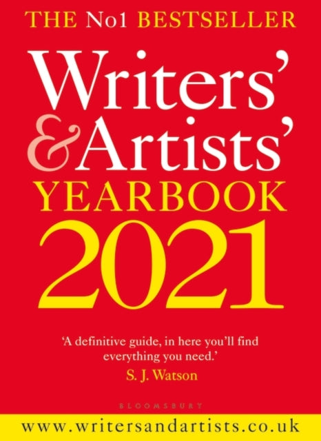 Writers' & Artists' Yearbook 2021-9781472968166