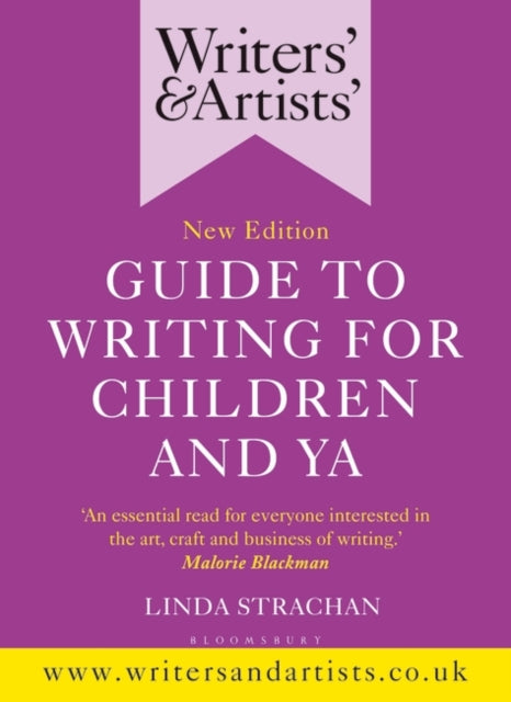 Writers' & Artists' Guide to Writing for Children and YA-9781472970053