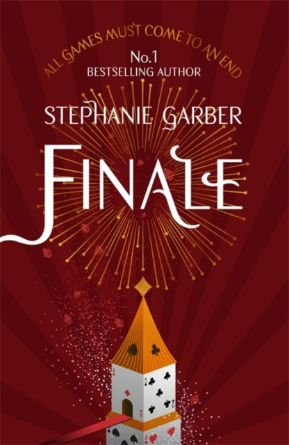 Finale : Caraval Series Book 3-9781473666788