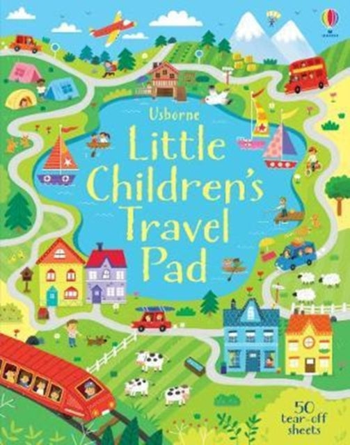 Little Children's Travel Pad-9781474921503
