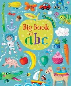 Big Book of ABC-9781474937214