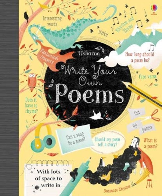 Write Your Own Poems-9781474950879