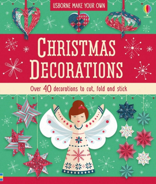 Christmas Decorations-9781474952934