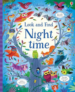 Look and Find Night Time-9781474966269