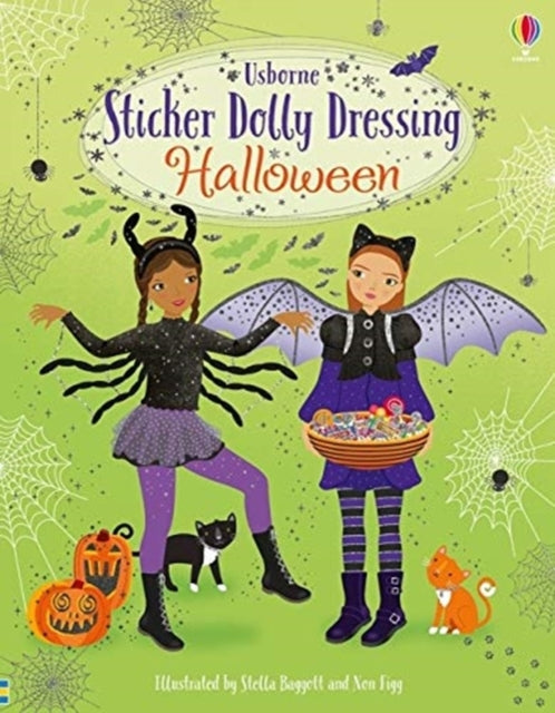 Sticker Dolly Dressing Halloween-9781474986922