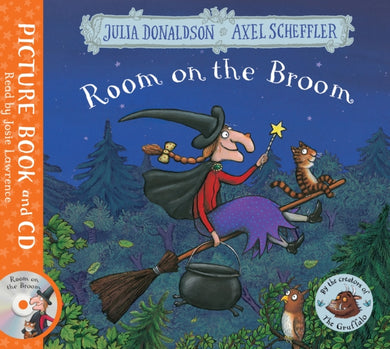Room on the Broom-9781509815197