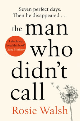 The Man Who Didn't Call-9781509828302