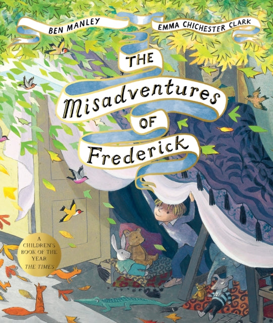 The Misadventures of Frederick-9781509851546