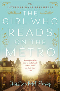 The Girl Who Reads on the Metro-9781509868353