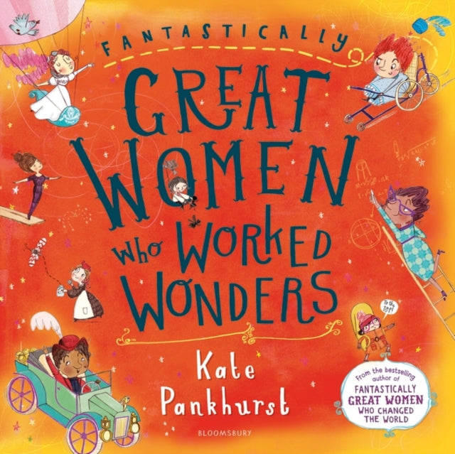 Fantastically Great Women Who Worked Wonders : Gift Edition-9781526606556