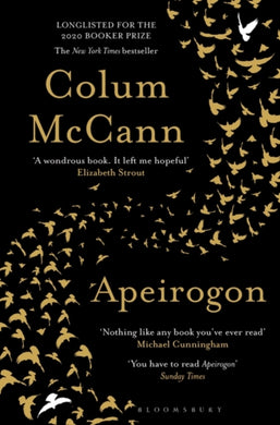 Apeirogon : Longlisted for the 2020 Booker Prize-9781526607898
