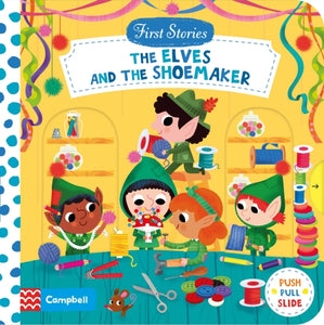 The Elves and the Shoemaker-9781529017038