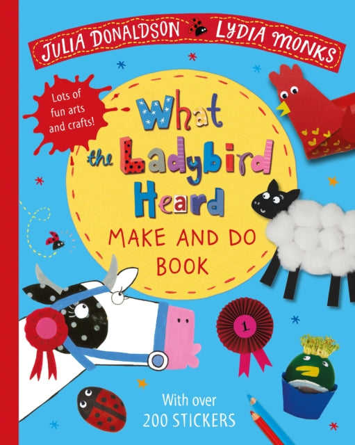 What the Ladybird Heard Make and Do-9781529023961