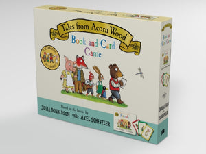 Tales from Acorn Wood Book and Card Game-9781529046229